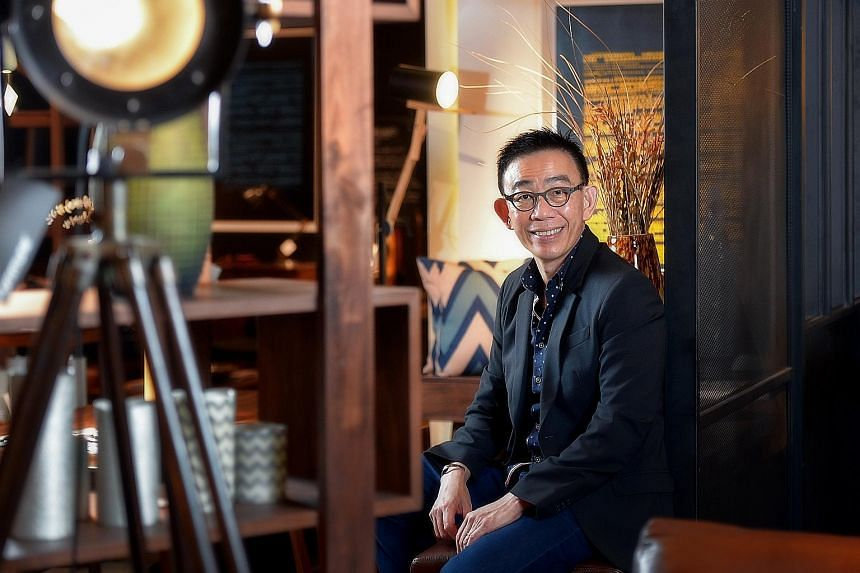 Mr Koh, the president of the Singapore Furniture Industries Council, whose Designers-In-Residency initiative will place designers in renowned foreign firms to develop furniture designs that are then commercialised.