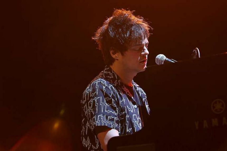 Jamie Cullum says he will play a unique set list on Friday in the intimate setting of The St. Regis Singapore.