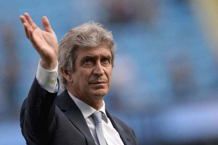 Manchester City's Chilean manager Manuel Pellegrini has urged caution ahead of Manchester City's final match of the season at Swansea City.