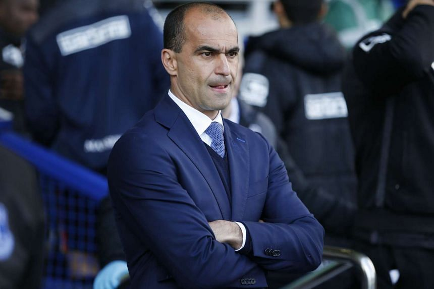 Everton manager Roberto Martinez has been sacked, Sky television said on Thursday quoting unnamed sources.