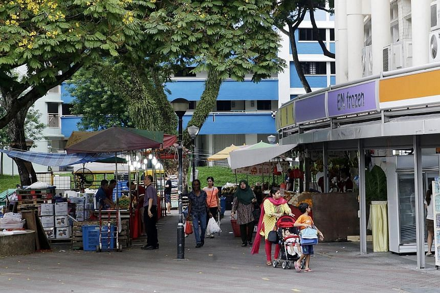 In 2007, the Housing Board started the Revitalisation of Shops scheme to provide partial funding for upgrading and promotional events. This was enhanced earlier this week, with the upgrading budget for each shop raised to $35,000 and the co-payment p