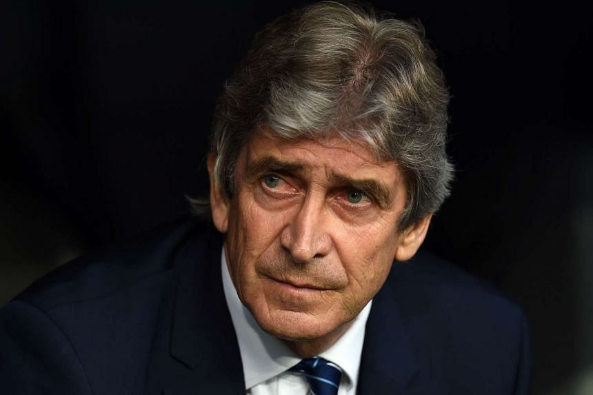 Pellegrini was giving his last news conference as City manager before Pep Guardiola takes over the City hot seat.