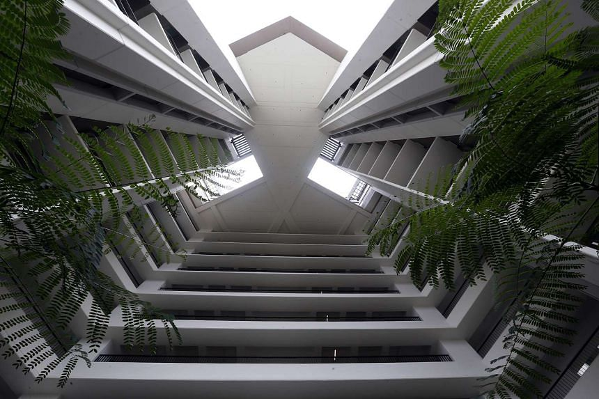 SkyVille@Dawson, a Build-To-Order (BTO) project by HDB.
