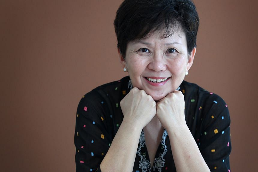 The writers in the running for the English fiction category are Sonny Liew, Mohamed Latiff Mohamed, Jeremy Tiang, Leonora Liow and Audrey Chin (above).