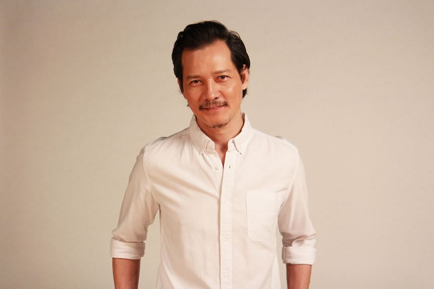 Peter Yu says he is open to returning full-time to TV.