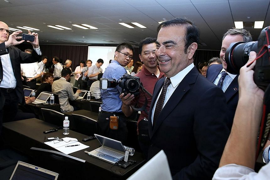 Mr Ghosn says the deal will allow Nissan to appoint some members to Mitsubishi's board but both firms will remain independent.