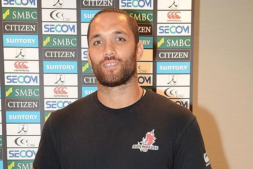 Sunwolves outside-centre Derek Carpenter believes that, with more games under his belt, he has more confidence to play better and cement his position in the Super Rugby team's starting line-up.