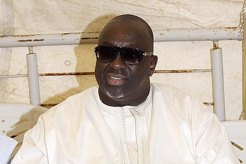 Papa Massata Diack is facing an avalanche of allegations and is wanted by the Interpol.