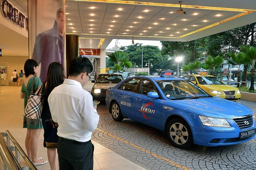 Buses and taxis contributed to the bulk of ComfortDelGro's earnings. Buses posted an operating profit of $36.6 million, while taxis contributed $38.5 million - 3.7 per cent and 5.2 per cent higher respectively.
