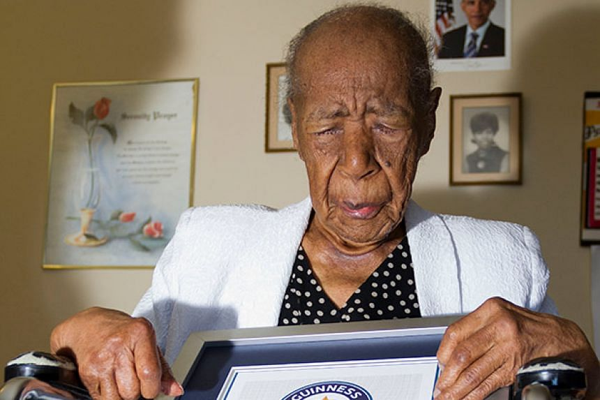 The world's oldest living person, 116-year-old Susannah Mushatt Jones, died on May 12, 2016, in New York City.