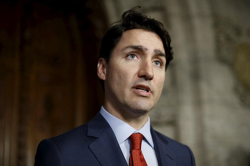 Prime Minister Justin Trudeau at the Parliament Hill in Ottawa, Canada, on March 22, 2016.