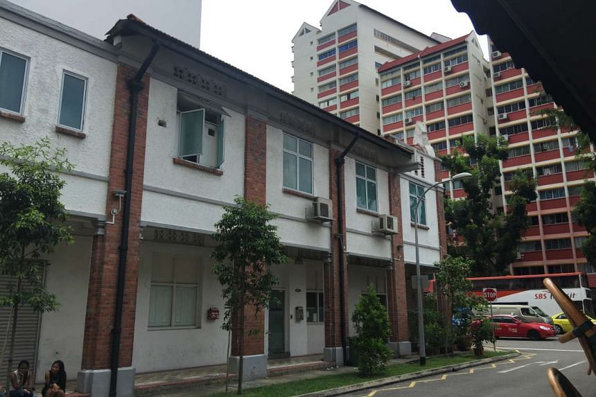 The unit at 486 Serangoon Road, off Race Course Road and Beatty Road, is being sold through an auction on May 25 at The Amara Hotel.