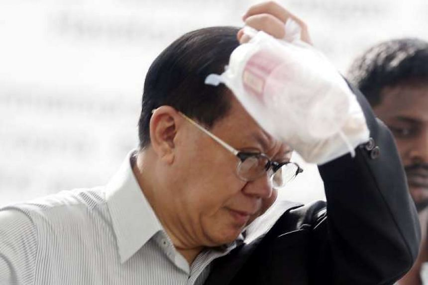 Undischarged bankrupt Wong Kok Keong was sentenced to 4½ years' jail on Friday (May 13) for cheating victims of $520,000.