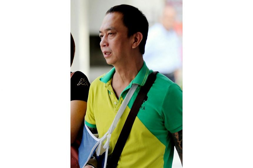 Joseph Tan Chee Meng.