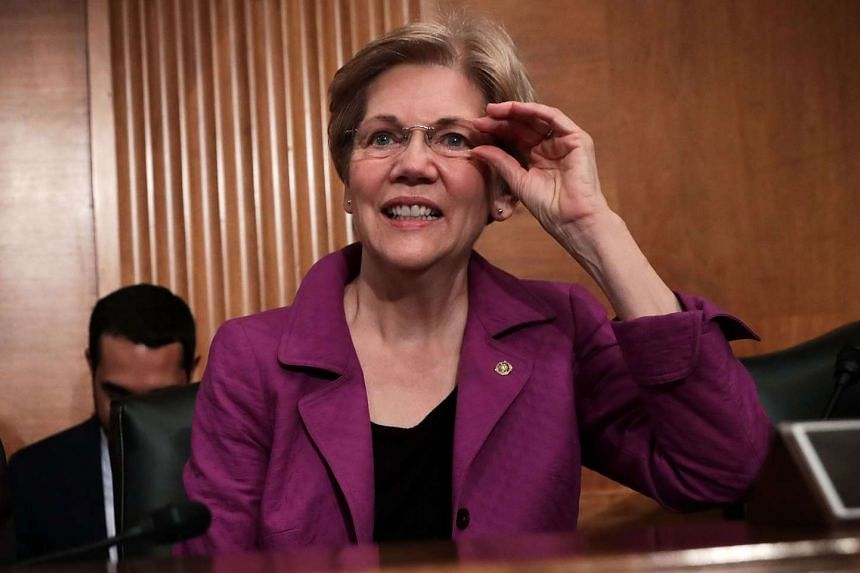 Warren has no qualms about wading into the fray against Donald Trump.