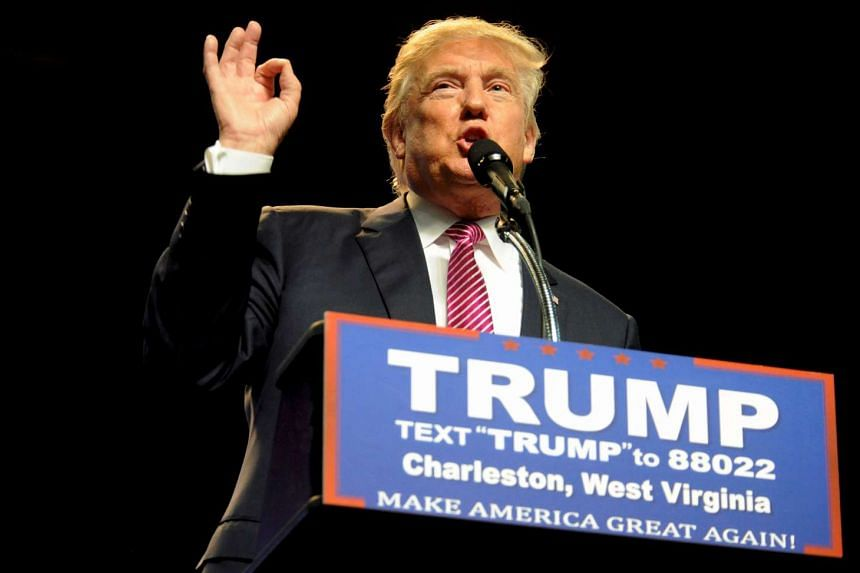 Republican presidential candidate Donald Trump has said that he feels Britain would be better off outside the EU.
