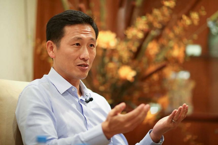 Acting Minister for Education Ong Ye Kung said the Government is working with universities and selected companies to launch a few pilot programmes combining work and degree studies.