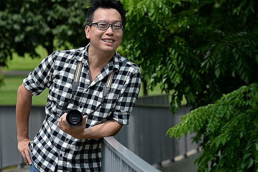 Since 2013, Mr Pan has made more than 10 trips to North Korea for his photography project. He wants to help the people there assimilate into the global community.