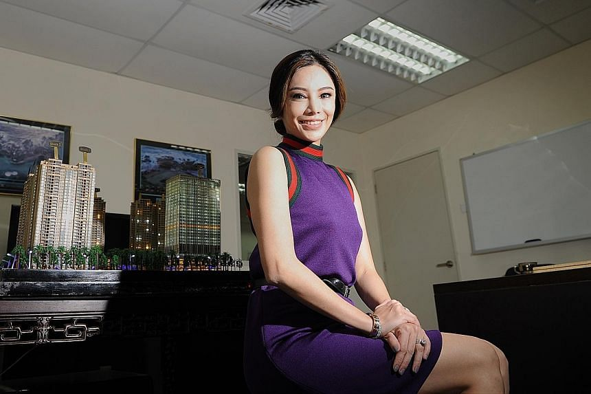 "Ms Teo left a ""cushy job"" as an investment banker at Goldman Sachs to join the family business in 2012. She sees a lot of potential and opportunity in Myanmar and is keen to explore other sectors there as well."