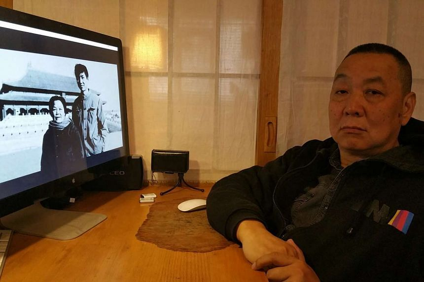Documentary-maker Xu Xing was detained for 46 days in 1972 for criticising the Cultural Revolution in a love letter to a classmate.