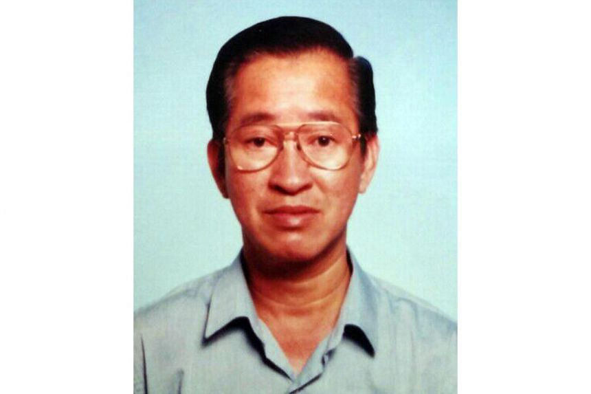 The late Mr Lim was described as an independent man who was very fond of his six grandchildren.