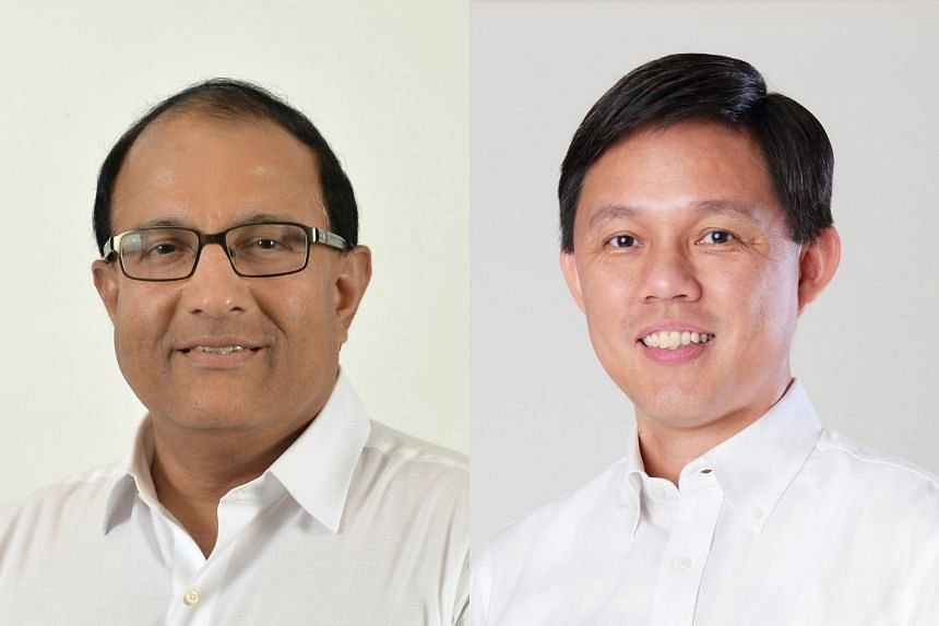 Mr S Iswaran will co-chair the Committee on the Future Economy, while Mr Chan Chun Sing will be appointed as deputy chairman.