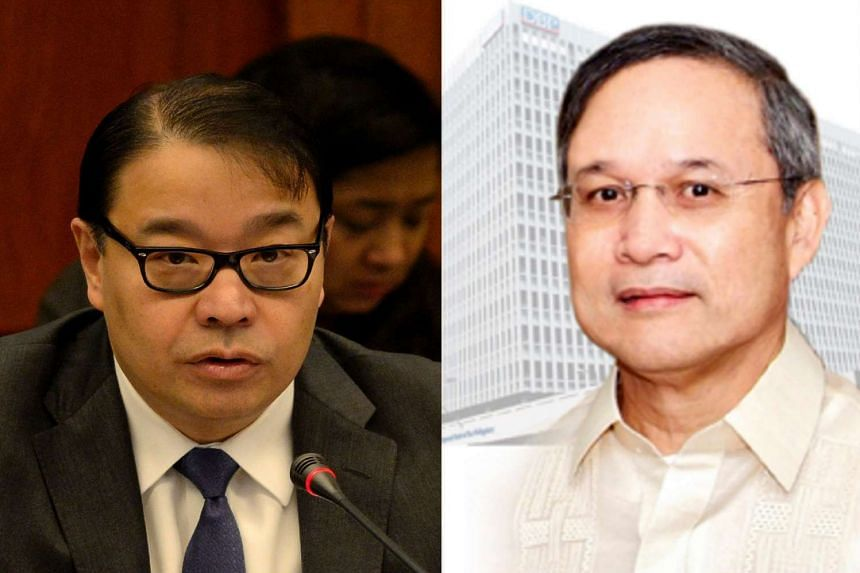 Rizal Commercial Banking Corp (RCBC) has appointed new president Gil Buenaventura (right), who is replacing Mr Lorenzo Tan from July 1.