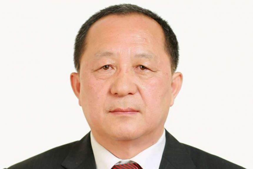 Mr Ri Yong Ho, who was appointed as North Korea's new foreign minister, was its negotiator at failed international talks aimed at getting it to disarm.