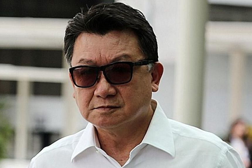In mitigation, Huang's lawyer said his client did not profit from the acts and that he has been contributing significantly to charitable works.