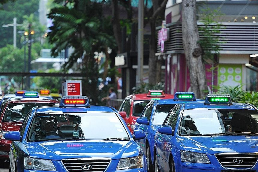There has been a spate of accidents involving ComfortDelGro's Hyundai cabs that may be due to sudden unintended acceleration.