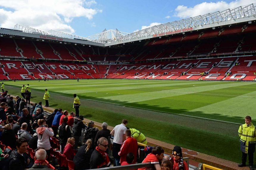 Over 75,000 fans were evacuated from Old Trafford after a dummy bomb that was used for security training was found in one of the toilets before Manchester United's final match with Bournemouth.