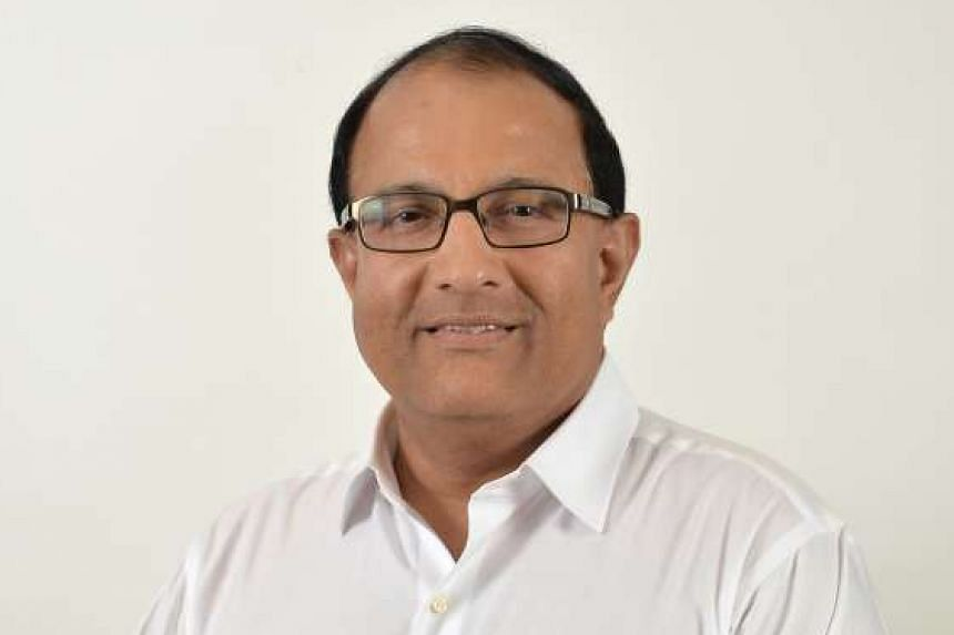 Mr S. Iswaran, Minister for Trade and Industry (Industry).