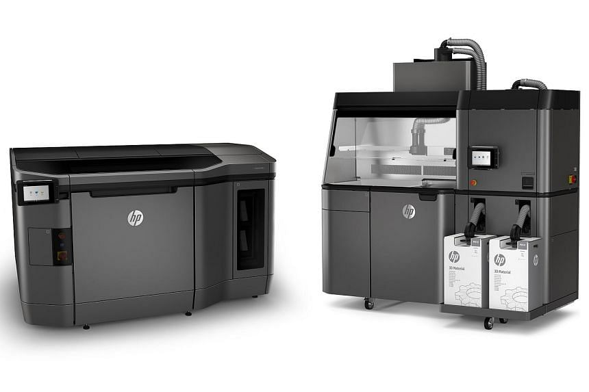 HP Jet Fusion 3D 4200 Solution will be available in Singapore from late 2017.