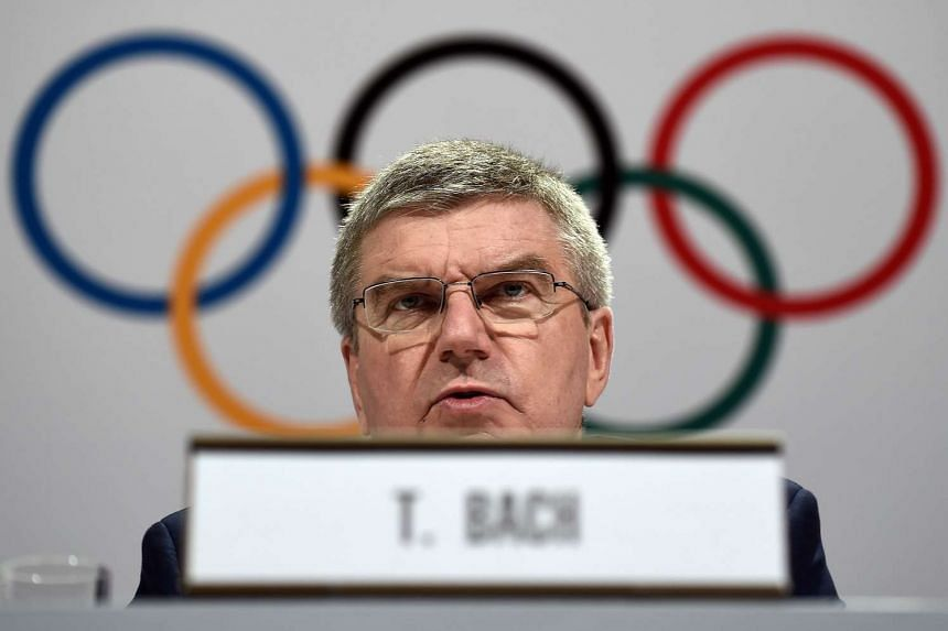 """IOC president Thomas Bach has warned that doping has hit """"an unprecedented level of criminality""""."""