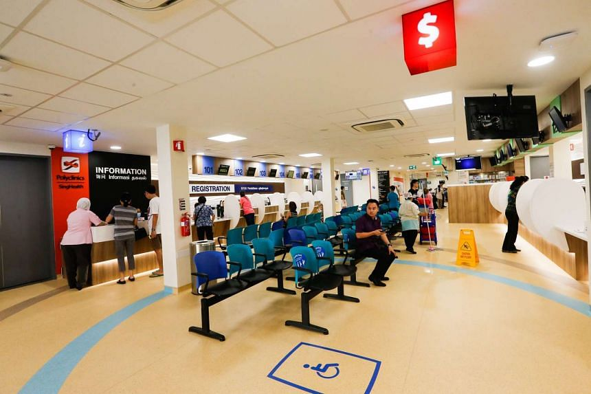 Marine Parade Polyclinic re-opened on May 18, 2016, with new services to help patients as well as elderly-friendly facilities.