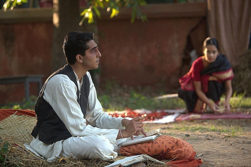 In the biopic The Man Who Knew Infinity, actor Dev Patel plays a mathematics genius who travelled from Madras to Cambridge.