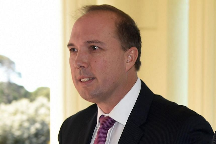 """Peter Dutton was accused of xenophobia after he said increasing the nation's refugee intake would lead to """"illiterate and innumerate"""" people claiming welfare or taking local jobs."""