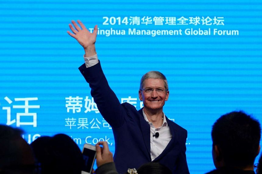 Apple CEO Tim Cook has announced a new app design centre in India on May 18, 2016.