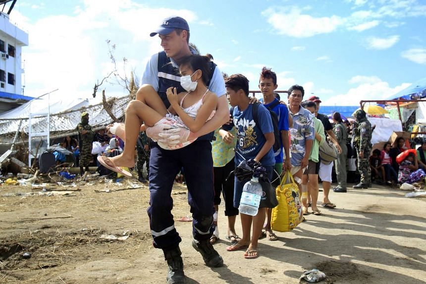 A new law has been signed in the Philippines to mandate the government to draw up plans to ensure the welfare of children affected by natural disasters, accidents and other unforeseen events.