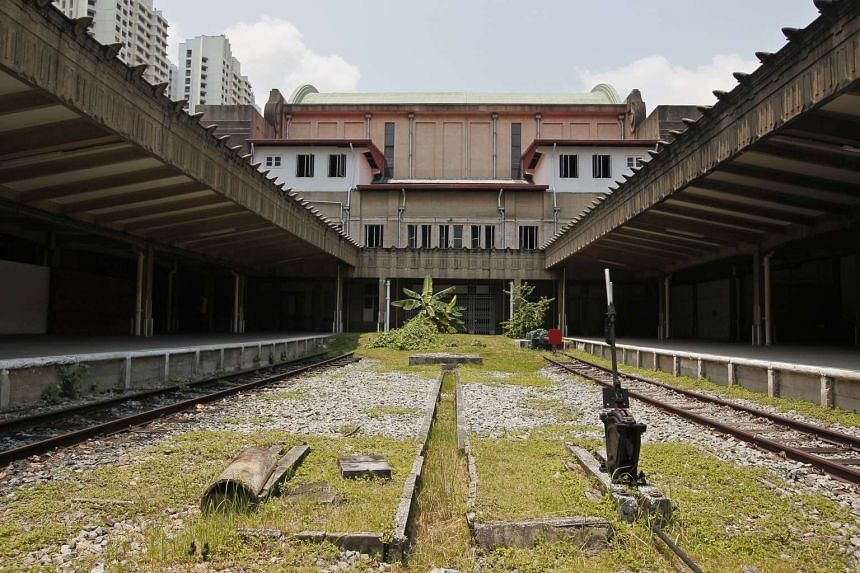 Former Tanjong Pagar Railway Station will be open to the public for Vesak Day on Saturday (May 21) from 9am to 6pm.