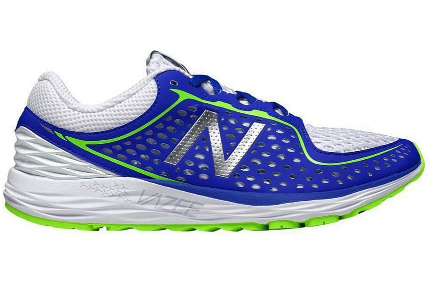 The New Balance Vazee Breathe is easily the most breathable shoes in this roundup.