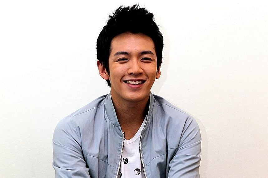 Taiwanese actor Kai Ko had been banned from working in China show business after being caught for drug consumption.