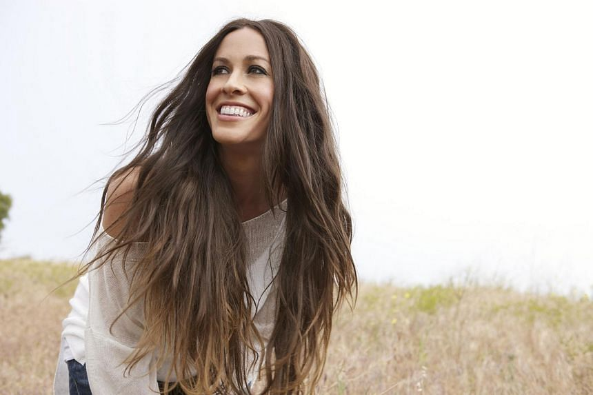 Rocker Alanis Morissette has sued her former business manager for allegedly stealing US$4.7 million from her savings.