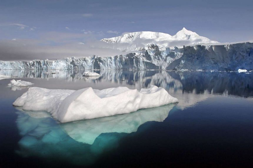 """A rapidly melting glacier atop East Antarctica is on track to lift oceans at least 2 metres, and could soon pass a """"tipping point"""" of no return."""