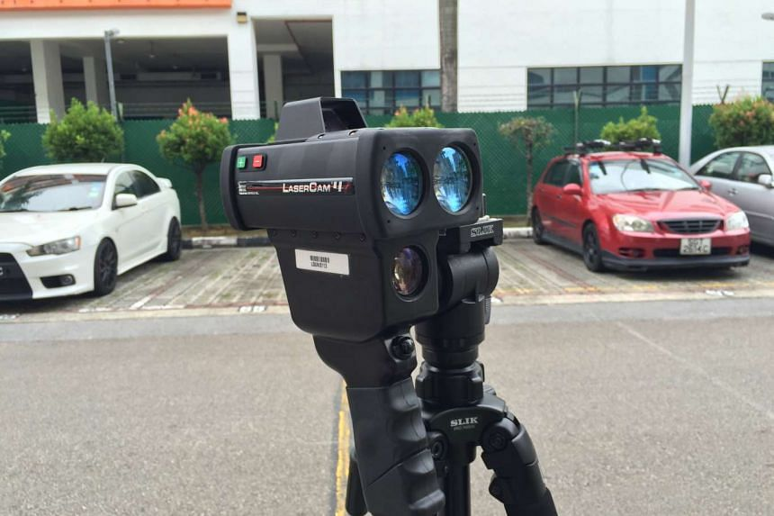 The Traffic Police (TP) will deploy a new speed laser camera at 44 speeding hotspots from Thursday (May 19).