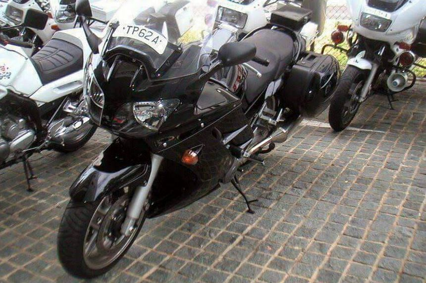 Traffic Police adds black bikes for enforcement operations against errant motorists.