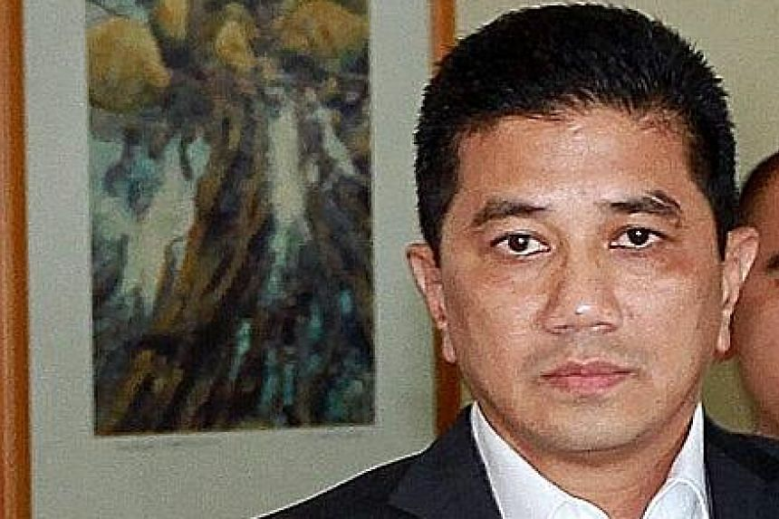 Mr Azmin, who is both Selangor's PKR chief and Menteri Besar, is attempting to get the opposition parties to compromise.