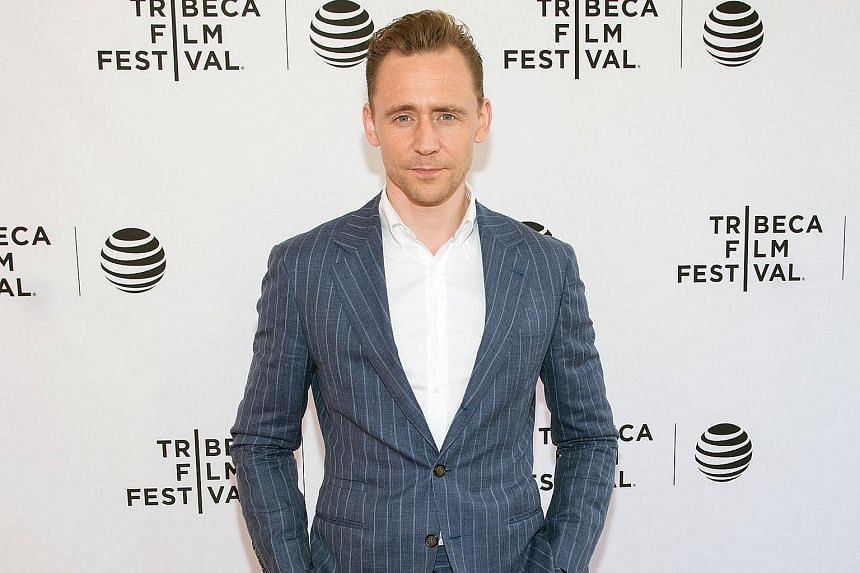 Actor Tom Hiddleston attending the Tribeca Tune In: The Night Manager during the 2016 Tribeca Film Festival at SVA Theatre on April 15, 2016.