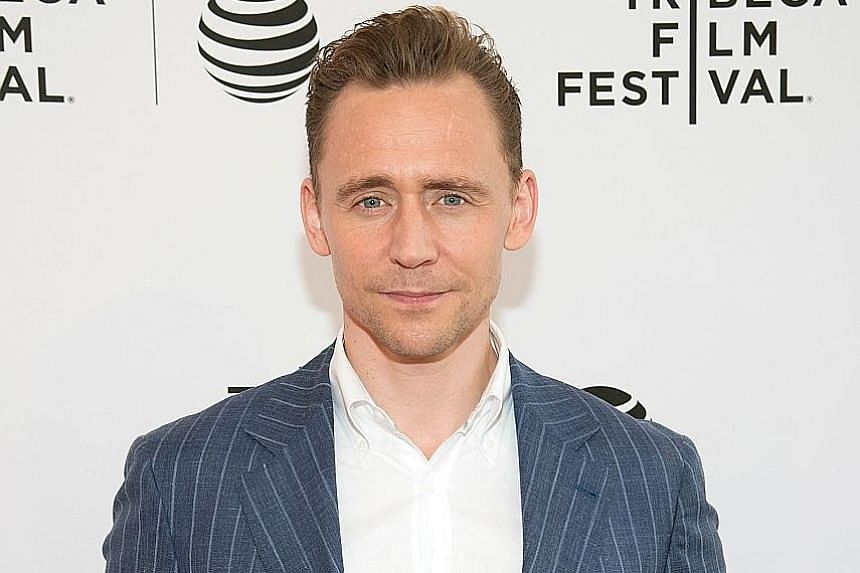 British bookmakers think Tom Hiddleston will be the next James Bond.