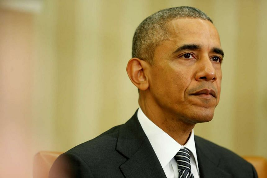 US President Barack Obama leaves today for a trip to Vietnam and the G-7 summit in Japan.